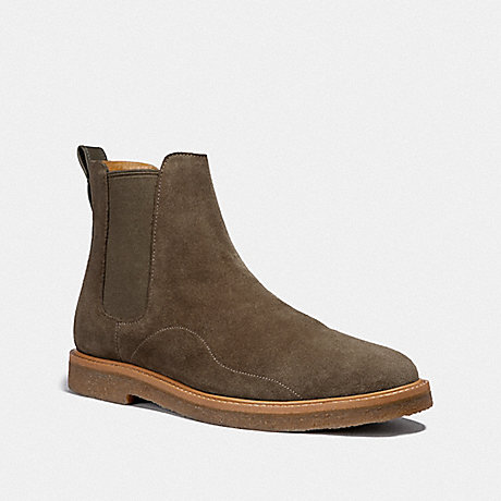 COACH G2290 CHELSEA BOOT OLIVE