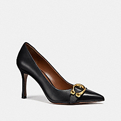 COACH G2349 Varick Pump BLACK