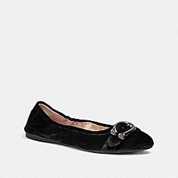 COACH G2782 - STANTON BALLET BLACK