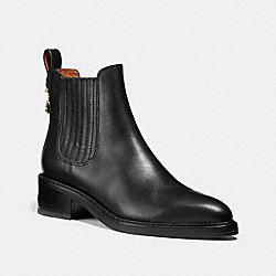 COACH G2895 - BOWERY CHELSEA BOOTIE BLACK