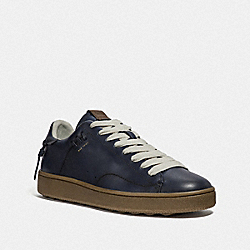 C101 LOW TOP SNEAKER - DENIM - COACH G3518