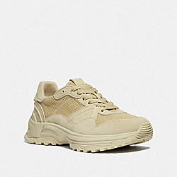 COACH G3523 C143 Runner CREAM