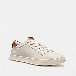 C126 LOW TOP SNEAKER - WHITE - COACH G3902