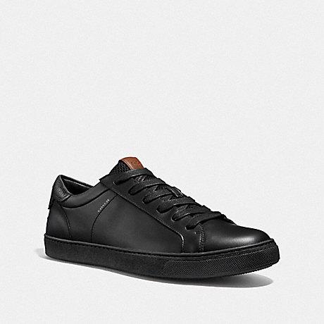 COACH G3903 C126 LOW TOP SNEAKER BLACK