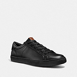 C126 LOW TOP SNEAKER - BLACK - COACH G3903