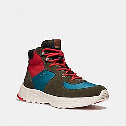 COACH G4149 C250 Hiker Boot MULTI