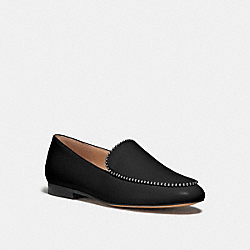 COACH G4279 Harper Loafer BLACK