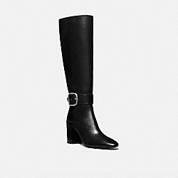 COACH G4435 Evelyn Boot BLACK