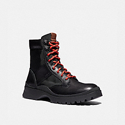 UTILITY BOOT - BLACK - COACH G4502