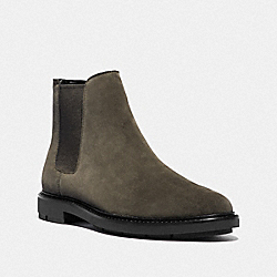 CHELSEA BOOT - G4580 - OLIVE