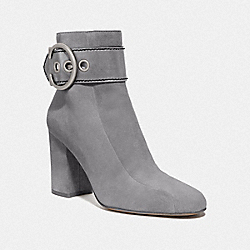 COACH G4617 Dara Bootie HEATHER GREY