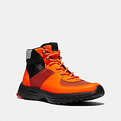 COACH G4693 - C250 HIKER BOOT FLUO ORANGE