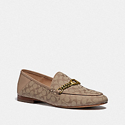COACH G4776 Helena Loafer STONE