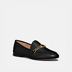 COACH G4804 Helena Loafer BLACK