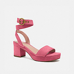 COACH G4902 - SERENA SANDAL ORCHID