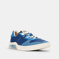 COACH G4942 - CITYSOLE COURT IN COLORBLOCK ADMIRAL BRIGHT BLUE