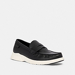 COACH G4953 - CITYSOLE LOAFER BLACK