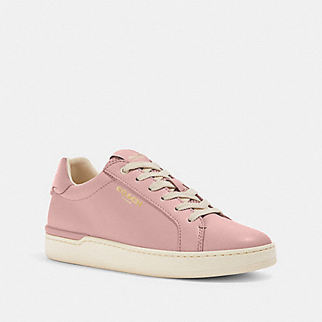 COACH G4966 CLIP LOW TOP SNEAKER BLOSSOM