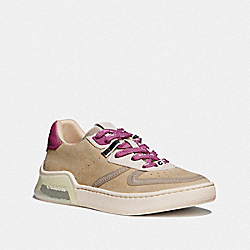 COACH G5044 Citysole Court Sneaker MOONLIGHT/ORCHID