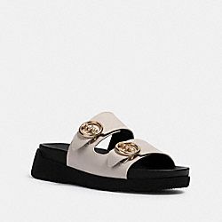 GABLE SANDAL - G5136 - CHALK