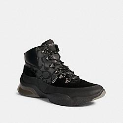 COACH G5411 - CITYSOLE HIKER CHARCOAL/BLACK