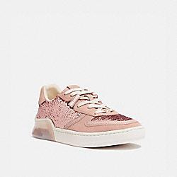 COACH G5506 Citysole Court Sneaker ROSE GOLD