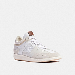 COACH G5554 Citysole Mid Top Sneaker OPTIC WHITE