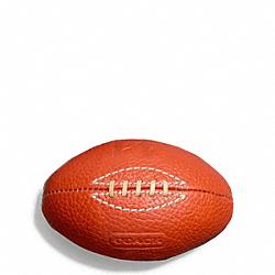 COACH IR7622 Football Paperweight