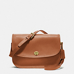 COACH IR9790 - CITY BAG IN GLOVETANNED LEATHER BRITISHTAN