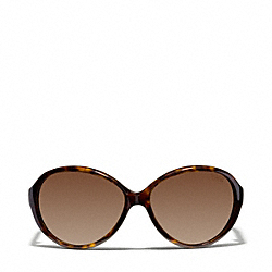 COACH L010 Alicia DARK TORTOISE