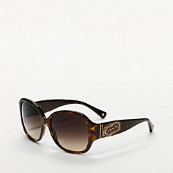 COACH L029 Angeline DARK TORTOISE