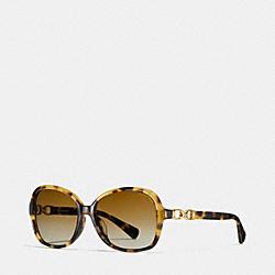 COACH L096 Cole Sunglasses TOKYO TORTOISE