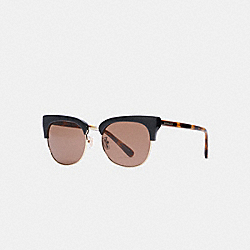 COACH L1162 - BOBBIE SUNGLASSES BLACK
