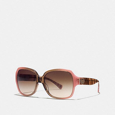 8b17cb1eccdb ... promo code for coach l529 asia fit bridget sunglasses pink 641b2 e729d