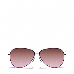 COACH L911 Juliana PURPLE