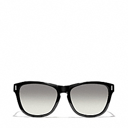 COACH L930 Dollie Sunglasses BLACK
