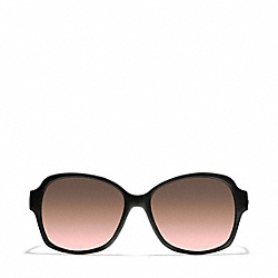 COACH L934 Barbara Sunglasses BLACK