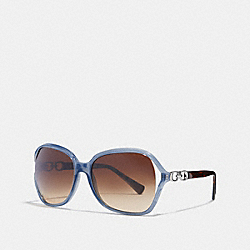 COACH L948 Kissing C Sunglasses NJN