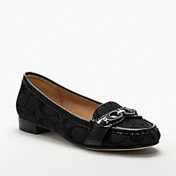 COACH Q1562 Enrica BLACK/BLACK