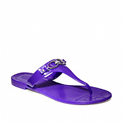COACH Q1735 Pennie ULTRAVIOLET