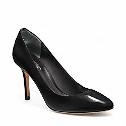 COACH Q1769 Nala Heel BLACK