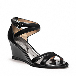 COACH Q1777 Coretta BLACK