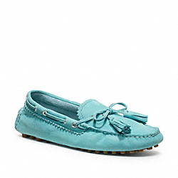 COACH Q1872 Nadia LIGHT CYAN