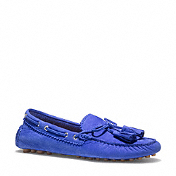 COACH Q1872 Nadia Loafer DEEP MARINE