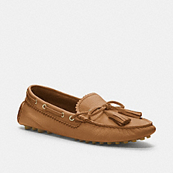 COACH Q1872 Nadia Moccasin GINGER