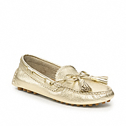 COACH Q1872 Nadia Loafer PLATINUM