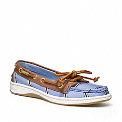 COACH Q1902 Richelle Silk LT BLUE CHALK/GINGER
