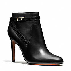 COACH URSA BOOTIE - ONE COLOR - Q3022