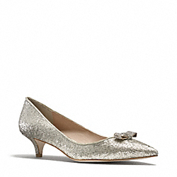 COACH MONROE HEEL - ONE COLOR - Q3178