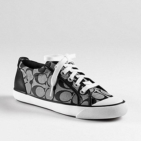 New Barrett Sneaker Coach Shoes